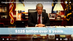 Putting the Pentagon's Wasteful Spending into Perspective